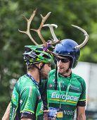 Fans Of Le Tour De France