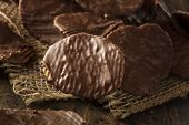 Homemade Chocolate Covered Potato Chips