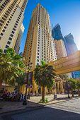 stock photo of dubai  - DUBAI UAE  - JPG