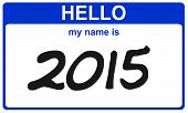 Hello My Name Is 2015