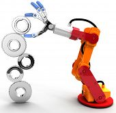 Robotic arm to find and choose best Technology job search solution