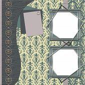 Victorian - 7 - Scrapbook Quickpage