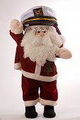 Santa Full Size Captain Hat