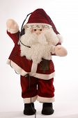Santa Full Body With Headset
