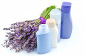 Body Care Products with lavender