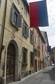Cagli (marches, Italy)