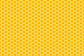 Background Honeycomb structure