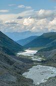 Akkem Valley. Russia