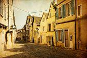 Antique Village in france Europe