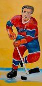 Street art Montreal Maurice Richard