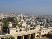 View Of Udaipur City