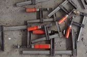 Old Clamp Tools
