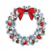Christmas Wreath - EPS 10