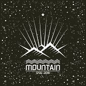 Shining Mountain Emblem