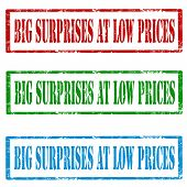 Big Surprise At Low Prices