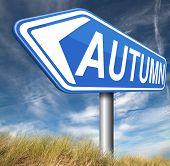autumn season vacation Holliday