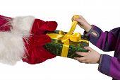 Fairy tale gift, horizontal