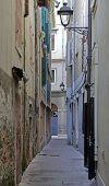 Narrow Street Trieste
