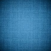 Perspective illustration closeup view to abstract space of empty light blue natural clean dark denim texture for business background in cold bright colors with diagonal shift tilt lines and stitches