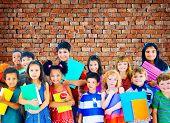 picture of innocence  - Diversity Children Friendship Innocence Smiling Concept - JPG