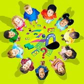 pic of maze  - Kids Maze Puzzle Game Fun Solution Concept - JPG
