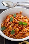 picture of cardamom  - Pasta with tomato sauce - JPG