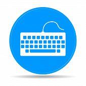 image of qwerty  - keyboard icon - JPG