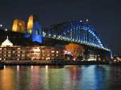 Sydney Harbour Bridge 9800