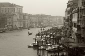 Dreary Day In Venice