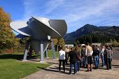 Bonneville - October 17: Guided tour for students.