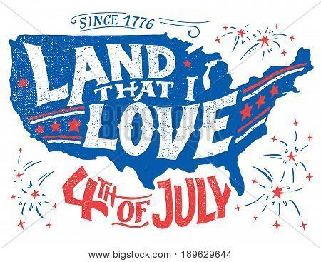 Land that I