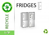 Please recycle fridges