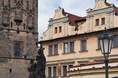 Prague. Architectural detail