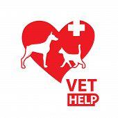 Постер, плакат: Ветеринар Справка