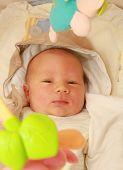 Newborn baby - 6 days old baby