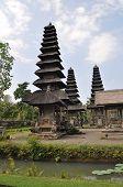 A Hinduism Taman ayun temple, Bali, Indonesia