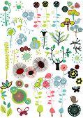 design floral pattern