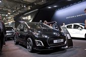 Brussels, Auto Motor Expo Peugeot 308