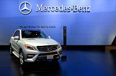 2012 Mercedes Ml550 4Matic