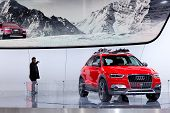 Checking Out The Audi Q3 Vail