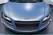 Front End Of The 2012 Audi R8
