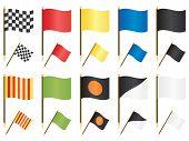 Formula One vlaggen