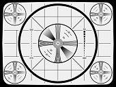 Television Test Pattern