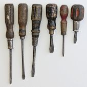 Antique Screwdrivers