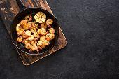 Rosted Shrimps, Prawns poster