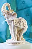 Ivory Elephant Statue