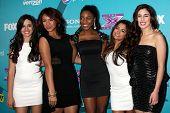 LOS ANGELES - NOV 5:1432 - aliado Brooke, Camila Cabello, Normani Hamilton, Dinah Jane Hansen, Lauren