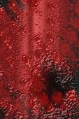 Red Blood - Extreme grunge digitaly created texture or background  for your projects