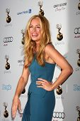LOS ANGELES - SEP 21:  Cat Deeley arrives at the Primetime Emmys Performers Nominee Reception at Spe