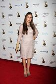 LOS ANGELES - SEP 21:  Mayim Bialik arrives at the Primetime Emmys Performers Nominee Reception at S